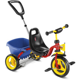 Puky CAT 1 S - Tricycle Enfant - rouge